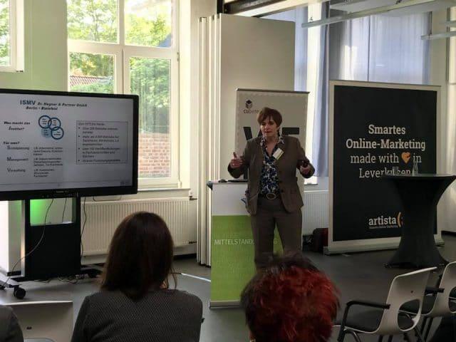 Strategische Fachkräftegewinnung beim Mittelstandsdialog der WFL Leverkusen